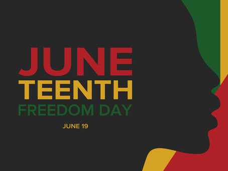 Happy Juneteenth