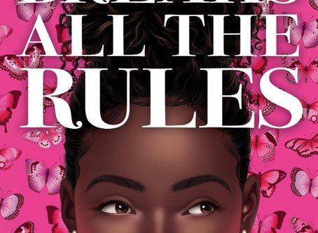 Break All The Rules Cover Reveal