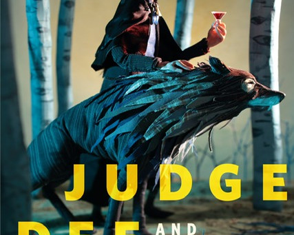 Judge Dee And The Three Deaths Of Count Werdenfels Cover Reveal