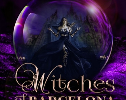 Witches of Barcelona Cover Reveal