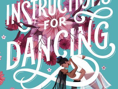 Instructions For Dancing Cover Reveal
