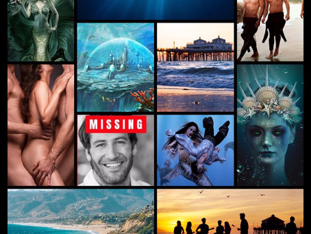 Blog Tour: Sirens of Los Angeles by Caedis Knight | Mood Board