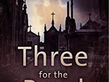 Three For The Road Cover Reveal