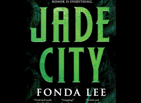 Jade City Book Review