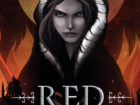 Red Tigress Cover Reveal