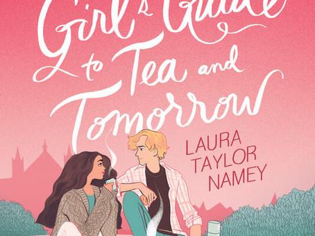 A Cuban Girls Guide to Tea & Tomorrow Cover Reveal