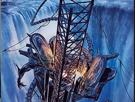 Alien: Into Charybdis Book Review