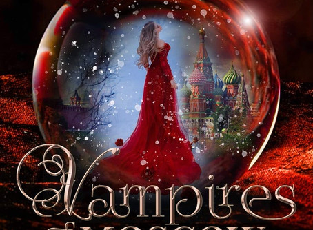 Vampires of Moscow Book Review