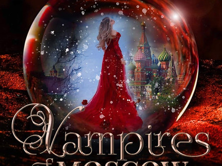 Blog Tour: Vampires of Moscow by Caedis Knight | Book Review