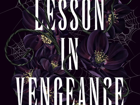 A Lesson In Vengeance Cover Reveal