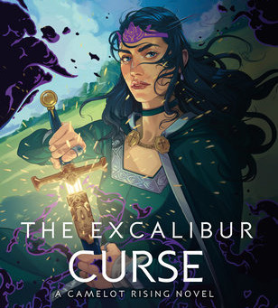 The Excalibur Curse Cover Reveal
