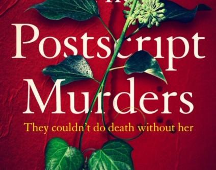 The Postscript Murders Cover Reveal