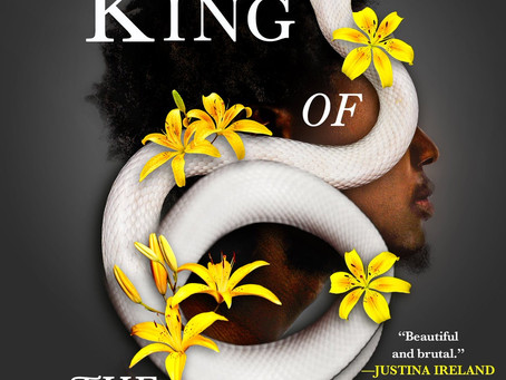 King of The Rising Cover Reveal