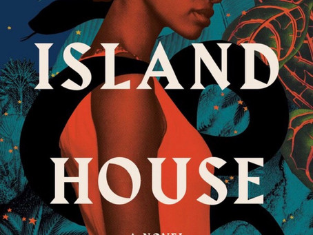 Red Island House Cover Reveal