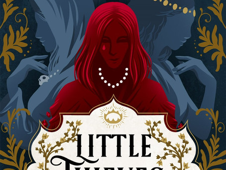 Little Thieves Cover Reveal