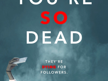 You're So Dead Cover Reveal