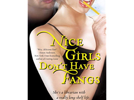 Nice Girls Don't Have Fangs Book Review
