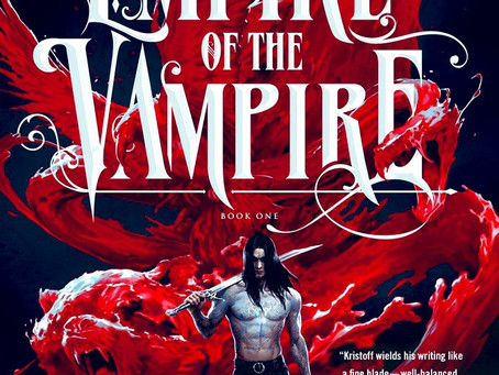Empire of the Vampire Cover Reveal