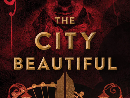 The City Beautiful Cover Reveal