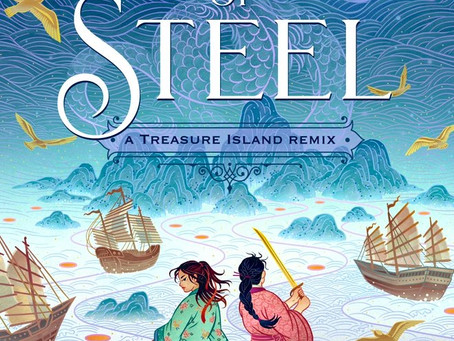 A Clash of Steel Cover Reveal
