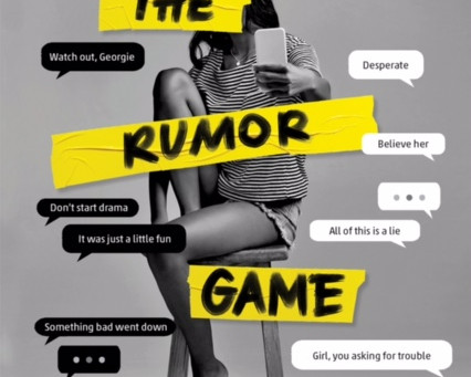 The Rumor Game Cover Reveal