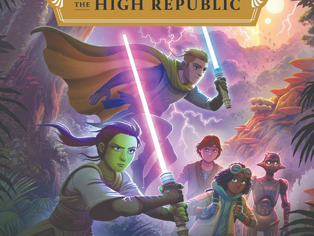 Star Wars: The High Republic A Test Of Courage Book Review