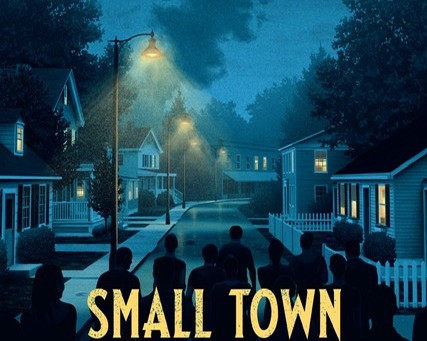 Small Town Monsters Cover Reveal