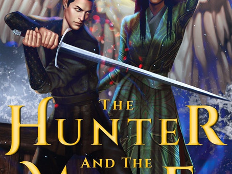 The Hunter and the Mage Cover Reveal