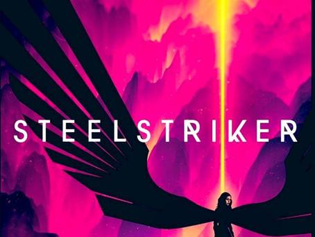 Steelstriker Cover Reveal