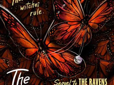 The Monarchs Cover Reveal