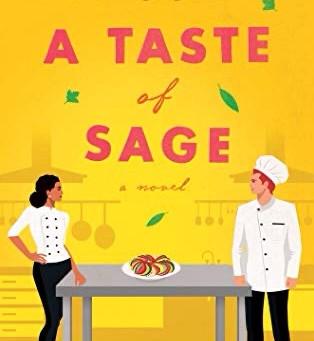 New Book Alert: A Taste of Sage