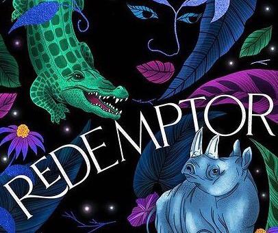 Redemptor UK Cover Reveal