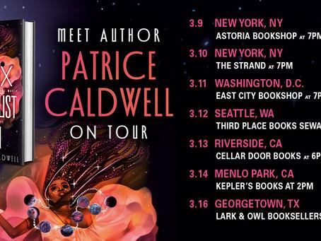 Patrice Caldwell Book Tour