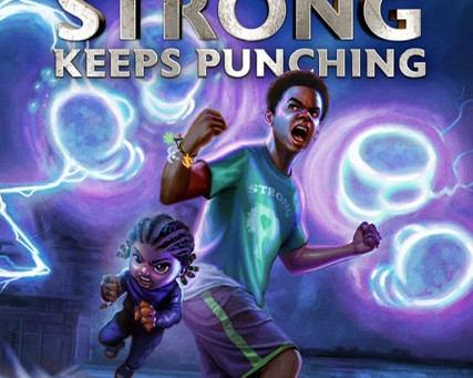 Tristan Strong Keeps Punching Cover Reveal