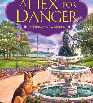 A Hex For Danger Cover Reveal