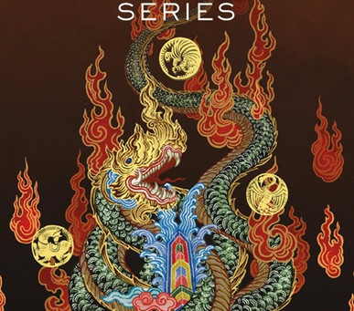The Tensorate Series Omnibus Cover Reveal