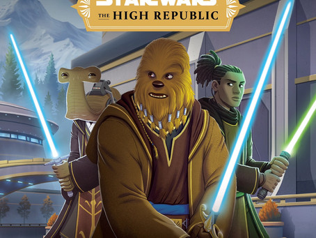 Star Wars: The High Republic The Great Jedi Rescue Book Review