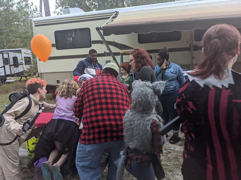 Camp-O-Ween 2020