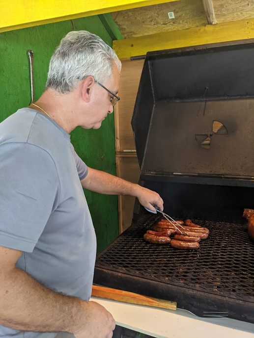 July 4th Pig Pickin'