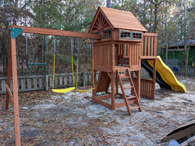New Playground is ready!