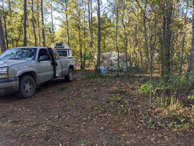 Tent camping rocks!