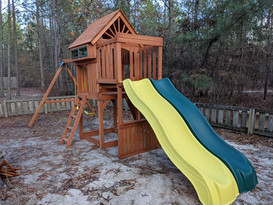 Awesome new playgrund