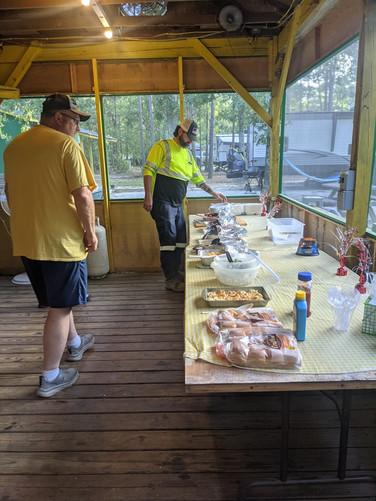 August 2021 Brisket Dinner