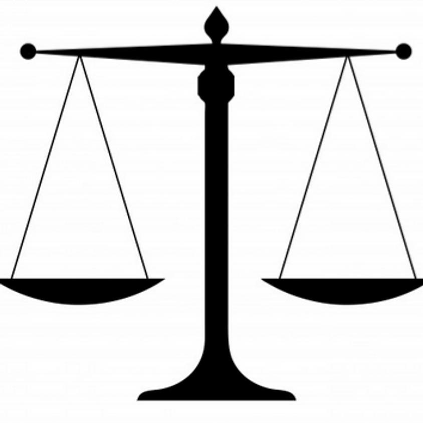 October 3, 2019 BDAI Justice Event Incarceration-Injustice Vs. Justice Punishment or Restoration
