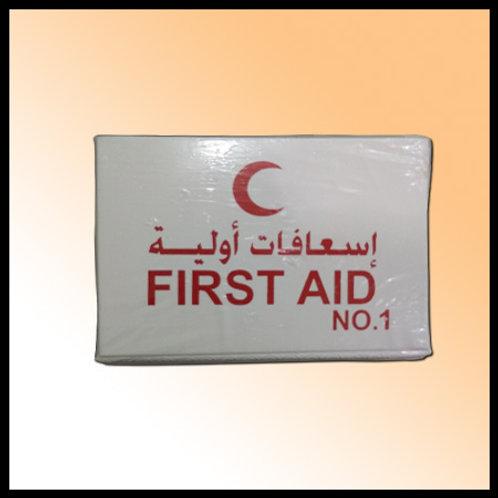 FIRST AID BOX -NO 1