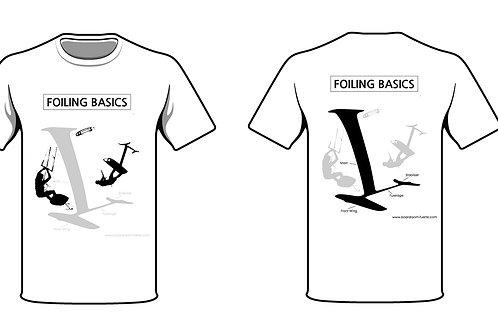 Foiling Basics T-Shirt