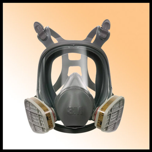 FULL FACE MASK 3M - 6800