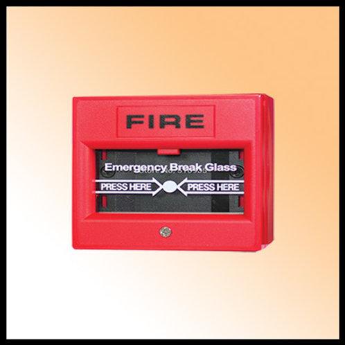 FIRE GLASS SWITCH BOX