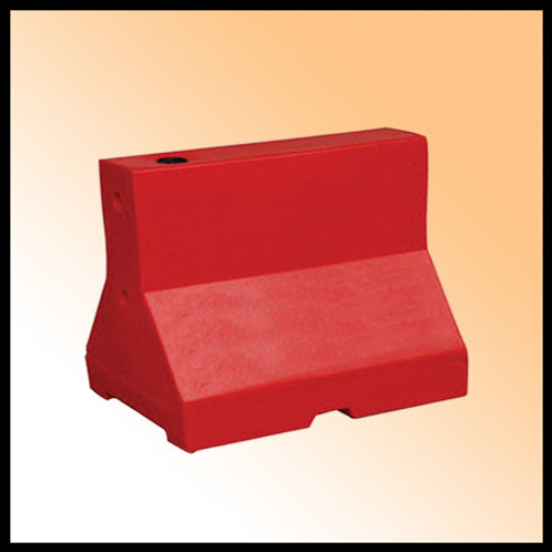 PLASTIC BARRIR 1X1MTR RED