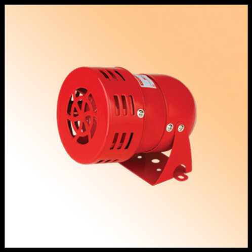 SIREN 12V MS190 (MINI RED)